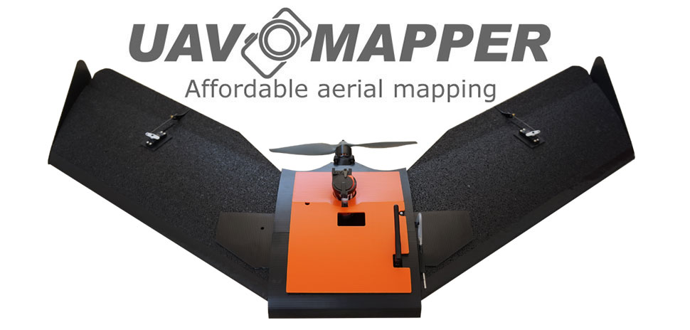 Tuffwing UAV Mapper